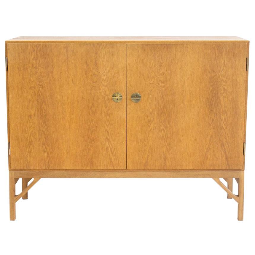 Oak 'China' Cabinet by Børge Mogensen