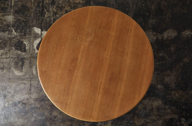 Mid-20th Century Oak Coffee Table by Hans J. Wegner for Andreas Tuck For Sale