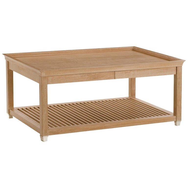 Oak Coffee Table For Sale