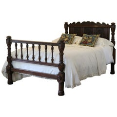 Oak Country Bed, WK123