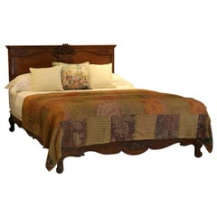 Oak Country Bed WK127