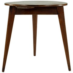 Oak Cricket Table