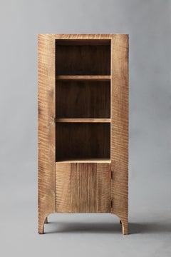 Oak Cupboard #1 brutalist style