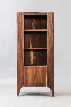 Oak Cupboard #2 brutalist style