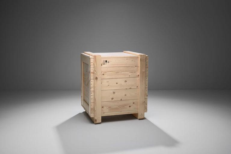 Oak Danish Cabinetmaker Easy Chair, Denmark, ca 1950s For Sale 14