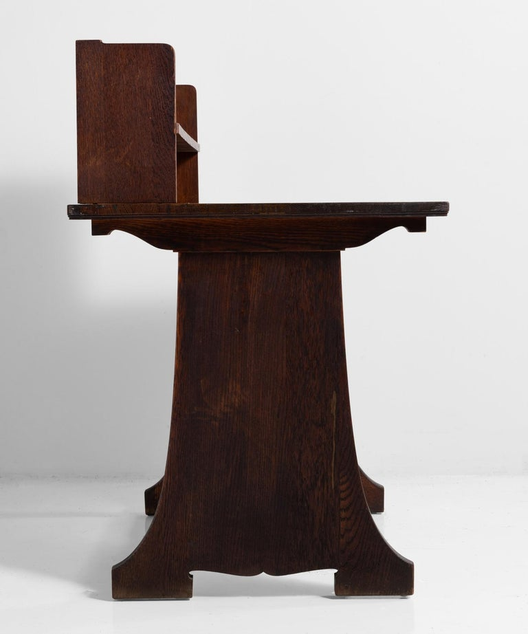 Oak Desks from Harvard Divinity School For Sale 1