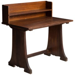 Oak Desks from Harvard Divinity School