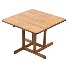 Oak Dining Table by Børge Mogensen, Denmark, 1960s