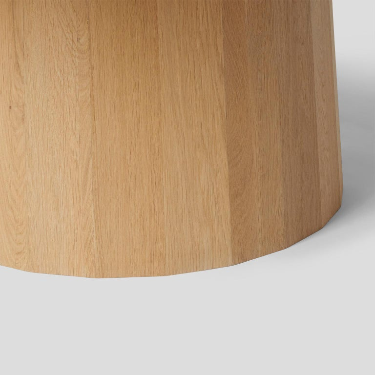 Oak Dining Table by Kaspar Hamacher For Sale 1