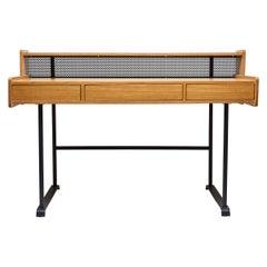 Oak Maker's Desk by Lawson-Fenning