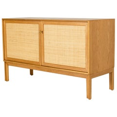 Oak Sideboard Designed by Alf Svensson for Bjästa