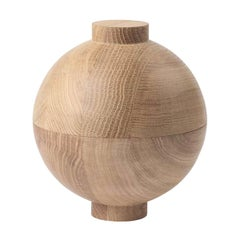 Oak Sphere Large by Kristina Dam Studio