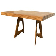 Oak Table Guillerme et Chambron