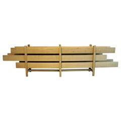 "Oak wood Sideboard ""I-Joist"" by Steven Banken, Netherlands"