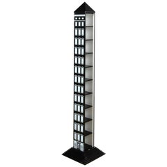 Obelisk Étagère/ Shelf 'Architettura' by Fornasetti
