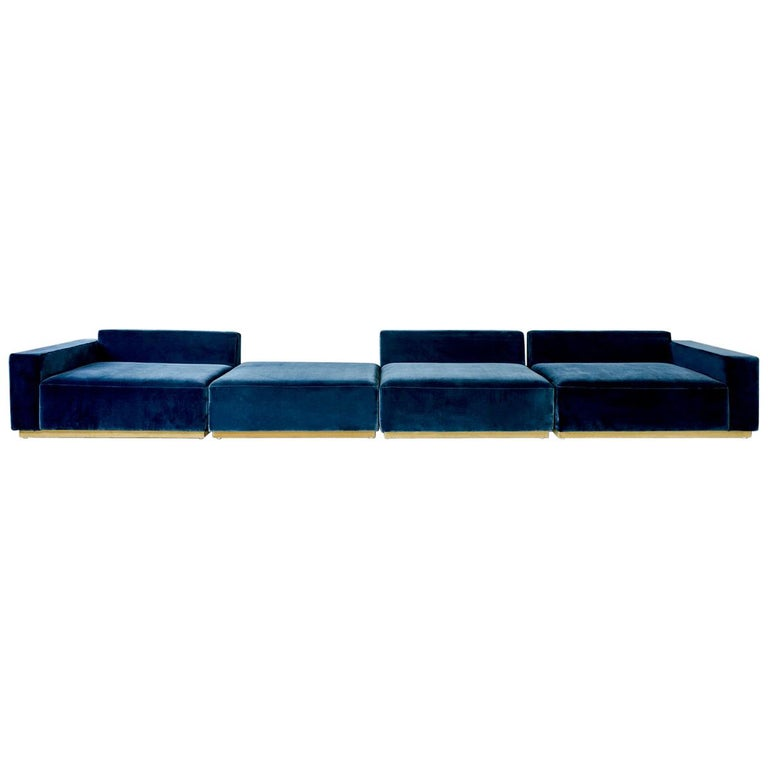 Alexander Diaz Andersson Oberon sectional sofa, 2018, offered by Atra