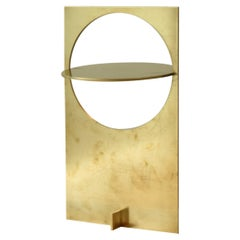 OBJ-01 Brass Table Lamp by Manu Bano