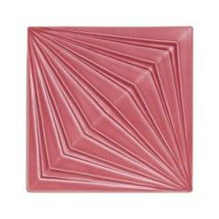 Oblique Ceramic Tile Hand Painted Colors