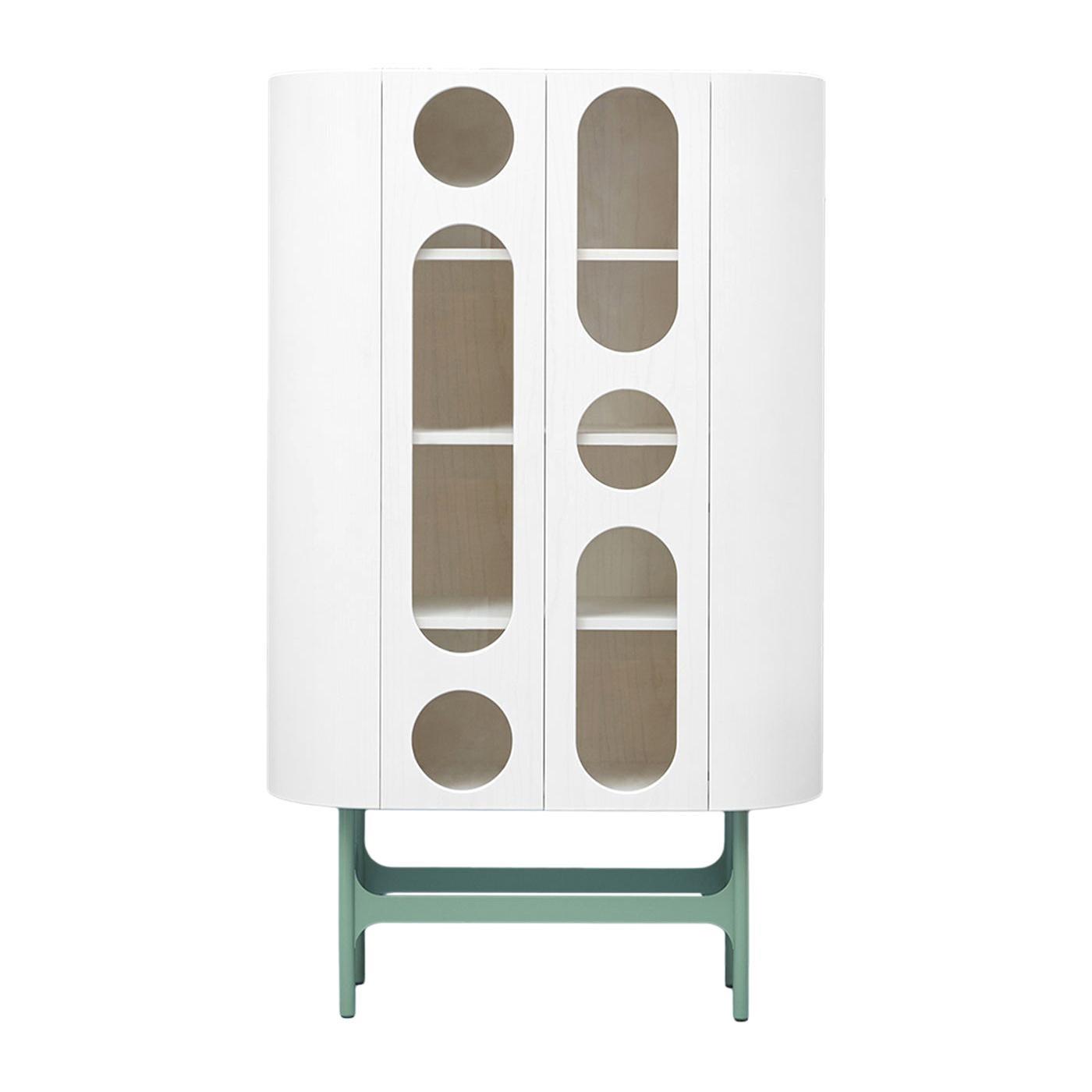 Oblò B Cabinet by Matteo Zorzenoni