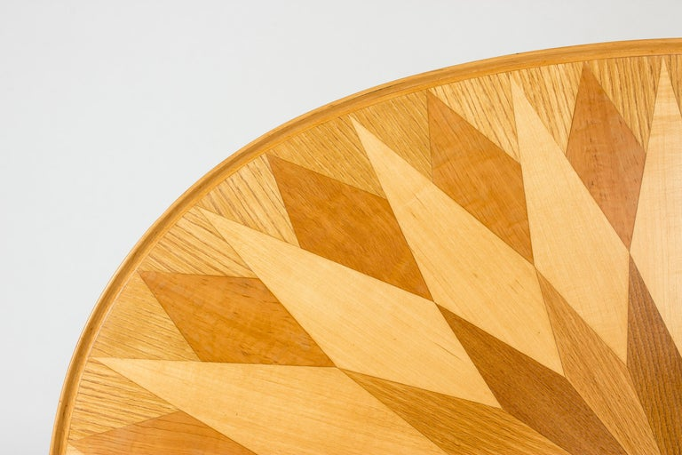 Occasional/Coffee Table by Carl-Axel Acking for Torsten Schollin, Sweden, 1950s For Sale 3