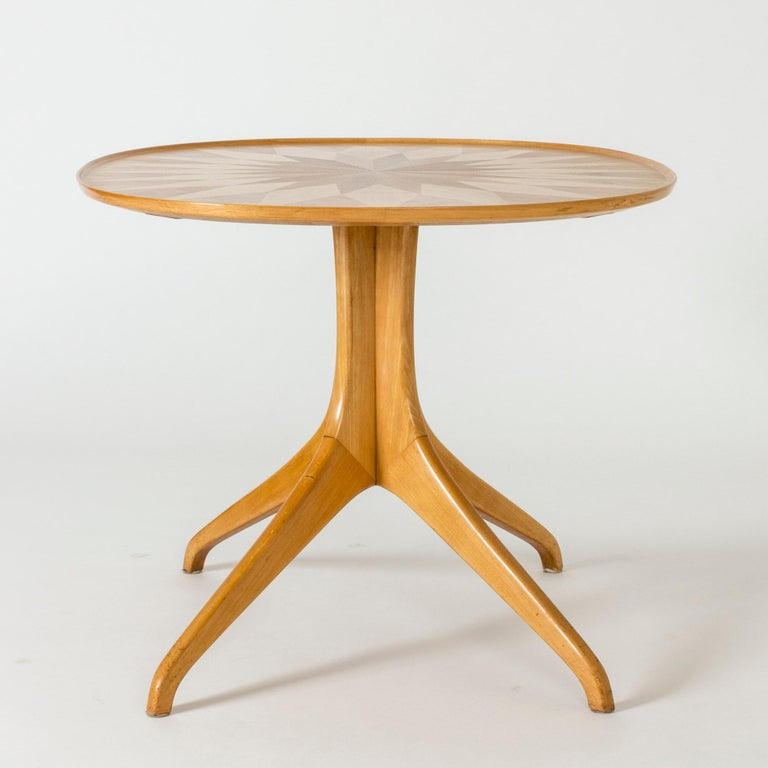 Mid-20th Century Occasional/Coffee Table by Carl-Axel Acking for Torsten Schollin, Sweden, 1950s For Sale