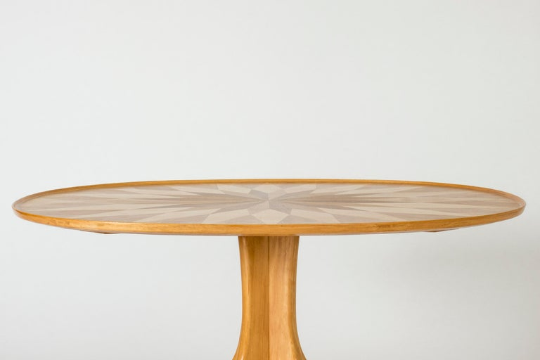 Occasional/Coffee Table by Carl-Axel Acking for Torsten Schollin, Sweden, 1950s For Sale 1