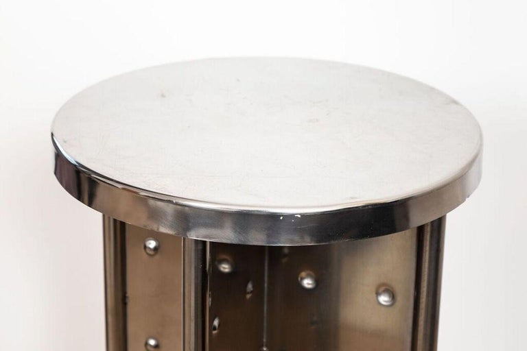 French Occasional Side Table by Philippe Starck For Sale