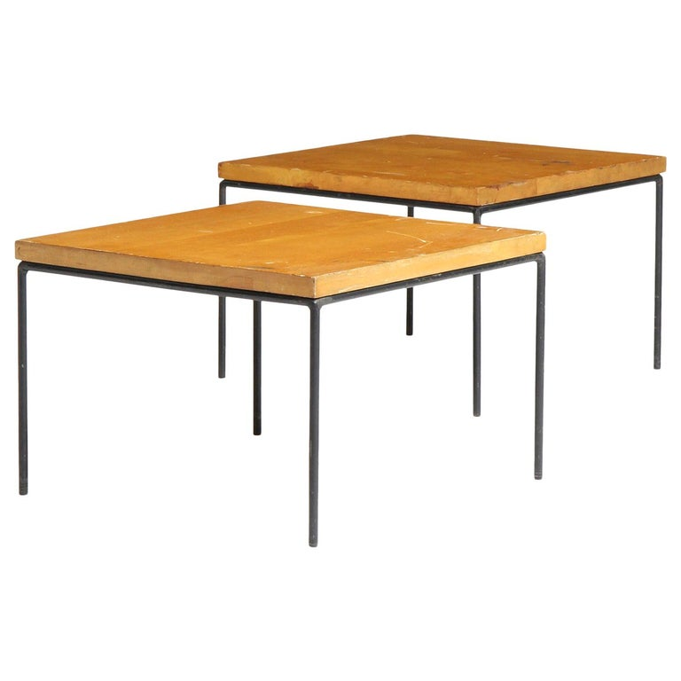 1950s Occasional / Side Tables by Paul McCobb for Winchedon For Sale