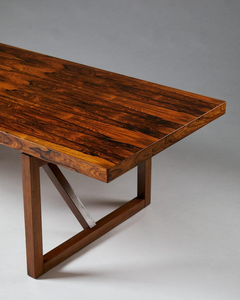 Danish Occasional Table, Anonymous, Denmark, 1960s For Sale