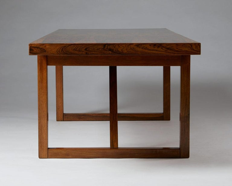 Occasional Table, Anonymous, Denmark, 1960s In Good Condition For Sale In Stockholm, SE