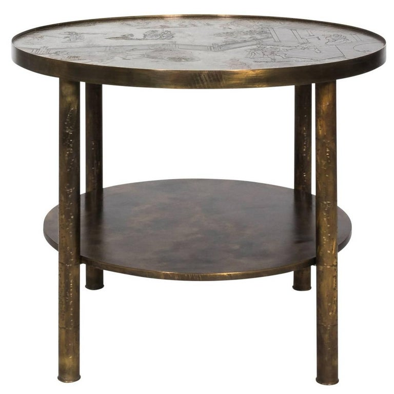 Occasional Table by Philip LaVerne and Kelvin LaVerne For Sale