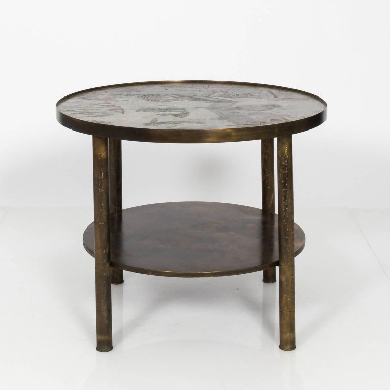 Occasional Table by Philip LaVerne and Kelvin LaVerne For Sale 4