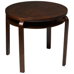 Occasional Table Designed by Alvar Aalto for Artek