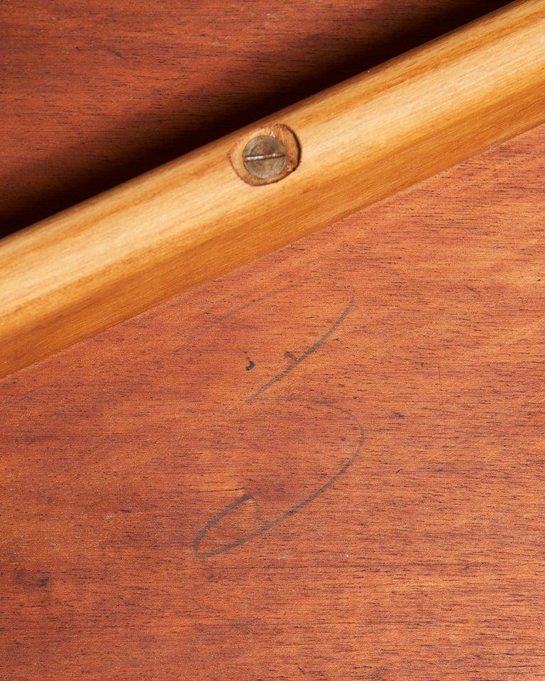 Occasional Table Designed by Finn Juhl for Bovirke, Denmark, 1940s For Sale 5