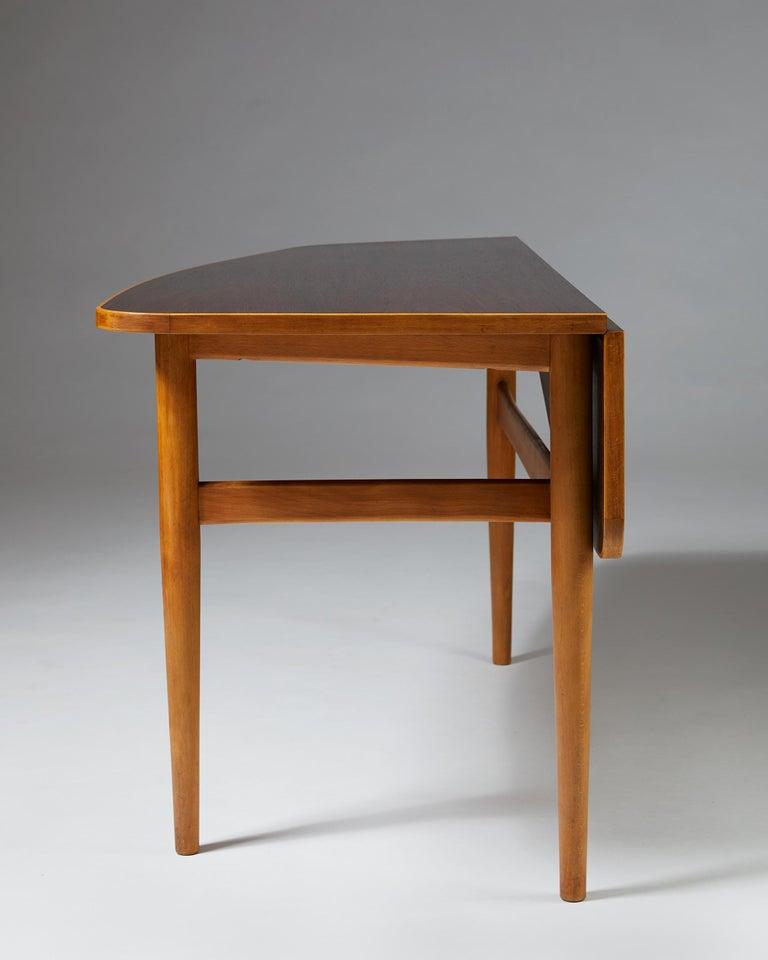 Occasional Table Designed by Finn Juhl for Bovirke, Denmark, 1940s For Sale 1