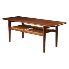 Occasional Table Designed by Hans Wegner for Andreas Tuck, Sweden, 1950s