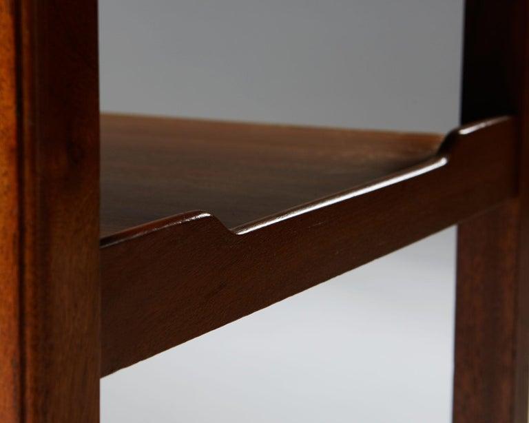 Mid-20th Century Occasional Table Designed by Josef Frank for Svenskt Tenn, Sweden, 1950s For Sale