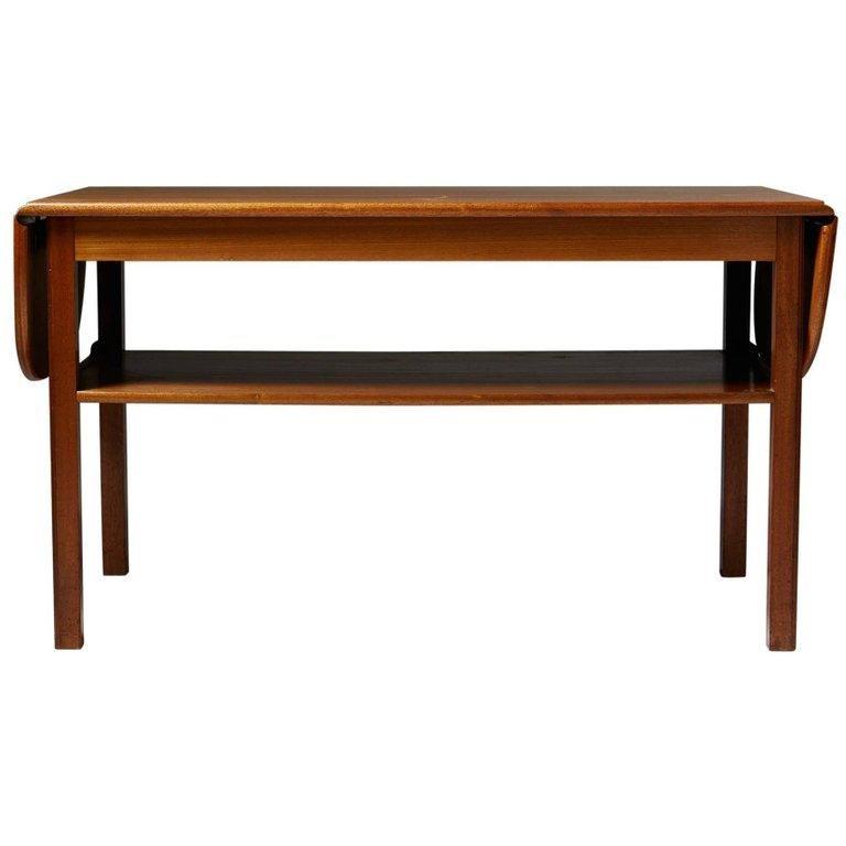 Occasional Table Designed by Josef Frank for Svenskt Tenn, Sweden, 1950s For Sale