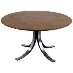 Occasional Table Designed by Osvaldo Borsani, Italy, Tecno, 1963-1964