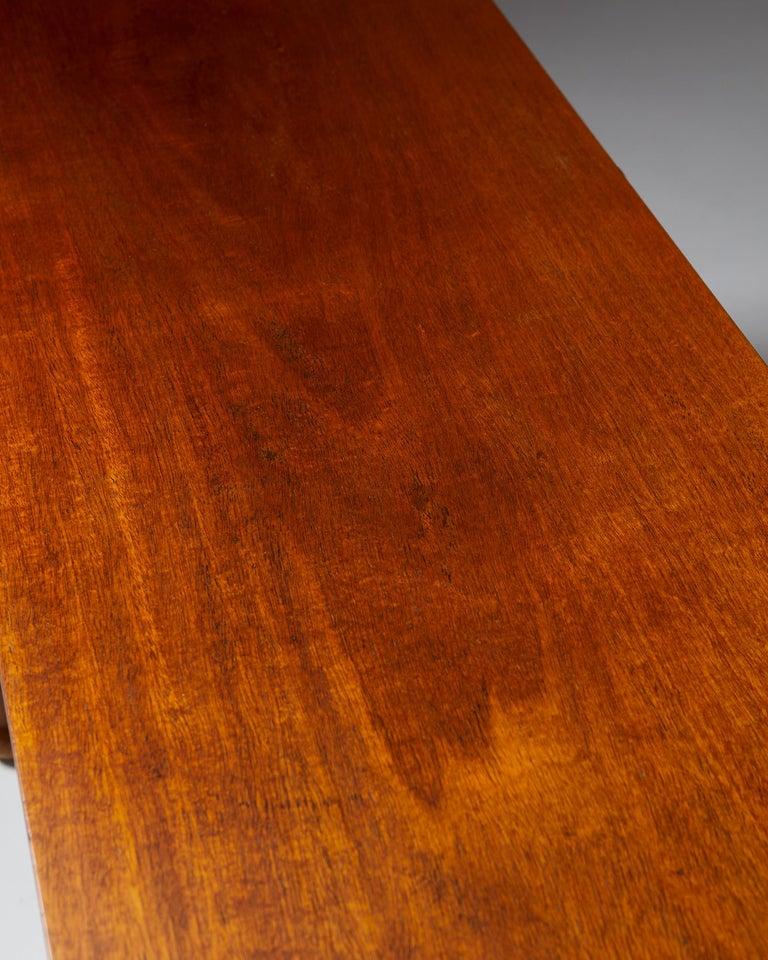 Occasional Table Model 2180 Designed by Josef Frank for Svenskt Tenn, Sweden For Sale 1