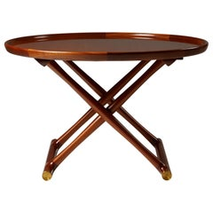 "Occasional Table ""The Egyptian table"", Designed by Mogens Lassen"