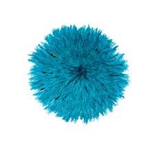 Ocean - Cameroon Feather Head Dress Juju Hat
