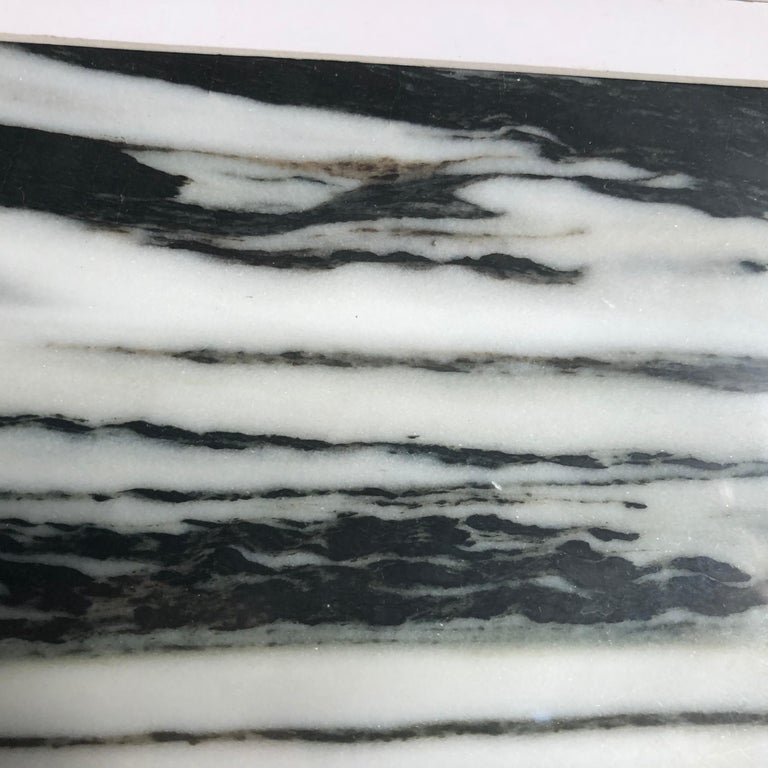 Ocean Waves and Mountains Natural Stone
