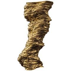 Oceana Eversus Sculpture Chrome Gold