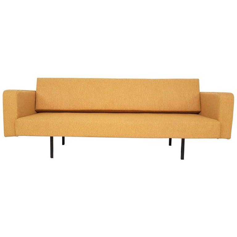 Wondrous Ochre Yellow Martin Visser Style Sofa Sleeper Or Daybed The Netherlands 1950S Evergreenethics Interior Chair Design Evergreenethicsorg
