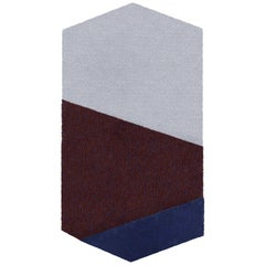 OCI Center Large Left 100% Wool or Blue Brick by Portego
