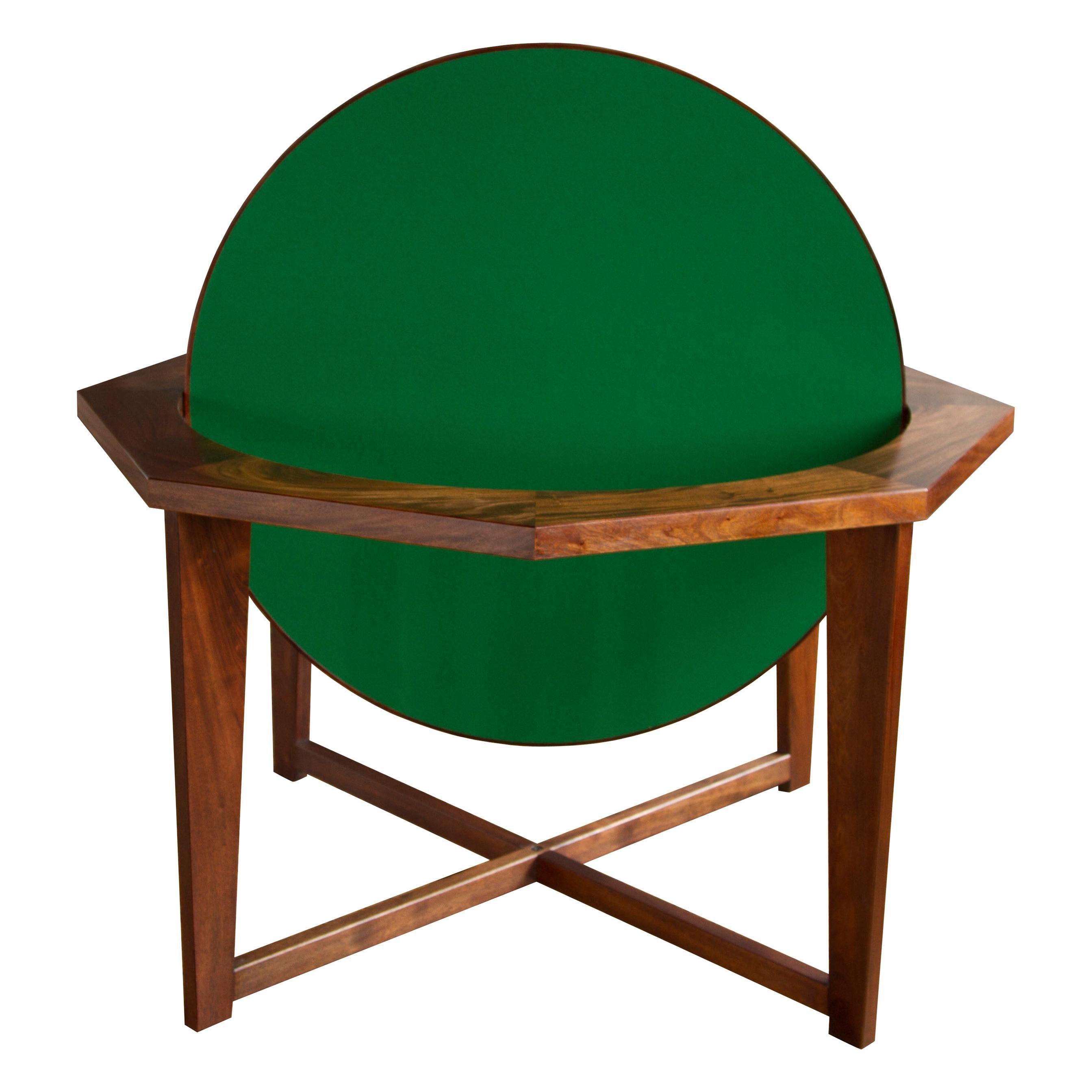 Octagonal Hendricks Dining/Poker Table- handcrafted by Richard Wrightman Design