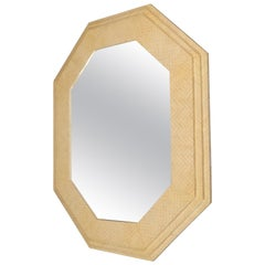 Octagonal Mirror by Enrique Garcel, Colombia, 1970s