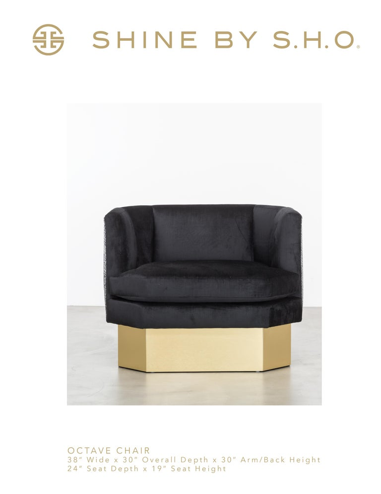 American Octave Chair For Sale