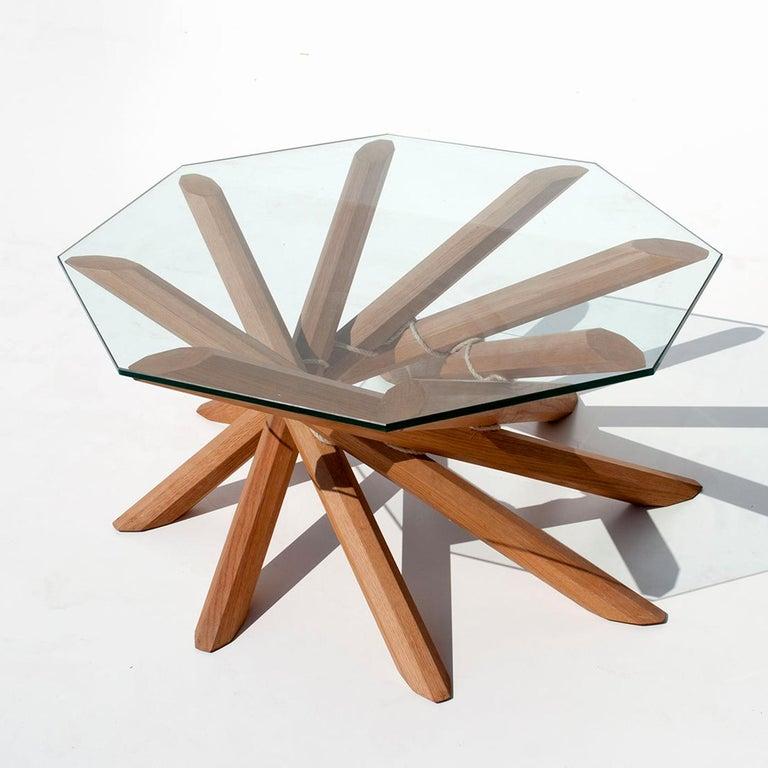 Octavo coffee table.